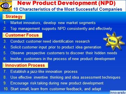 New product development 10 best practices product for Top product development firms