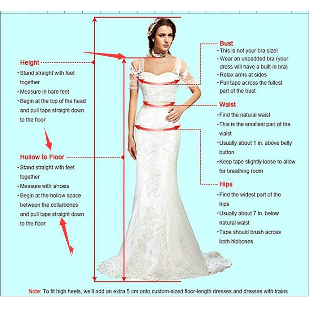 HEAR Womens Prom Quinceanera 2017 Formal Beaded Party Dress Plus ...