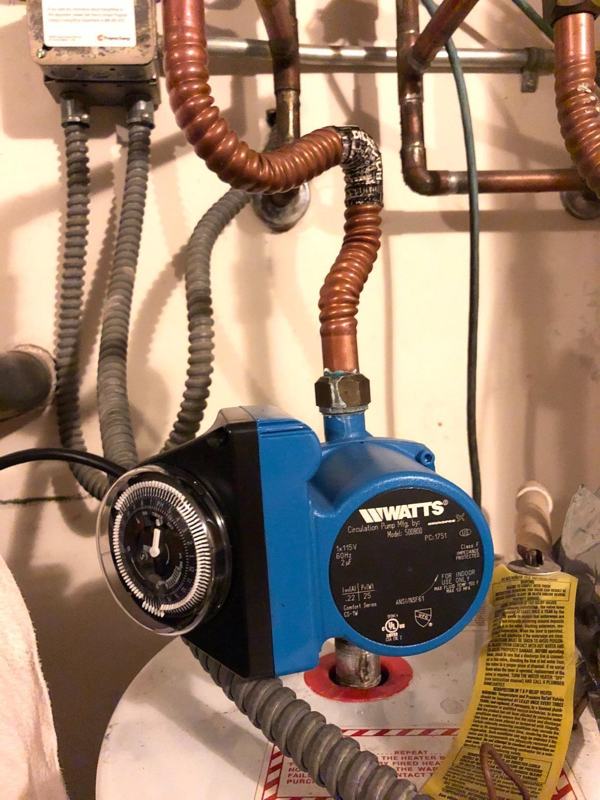Best Hot Water Recirculating Pump Reviews In 2020 Hot Water Recirculating Pump Tankless Hot Water Heater Hot Water