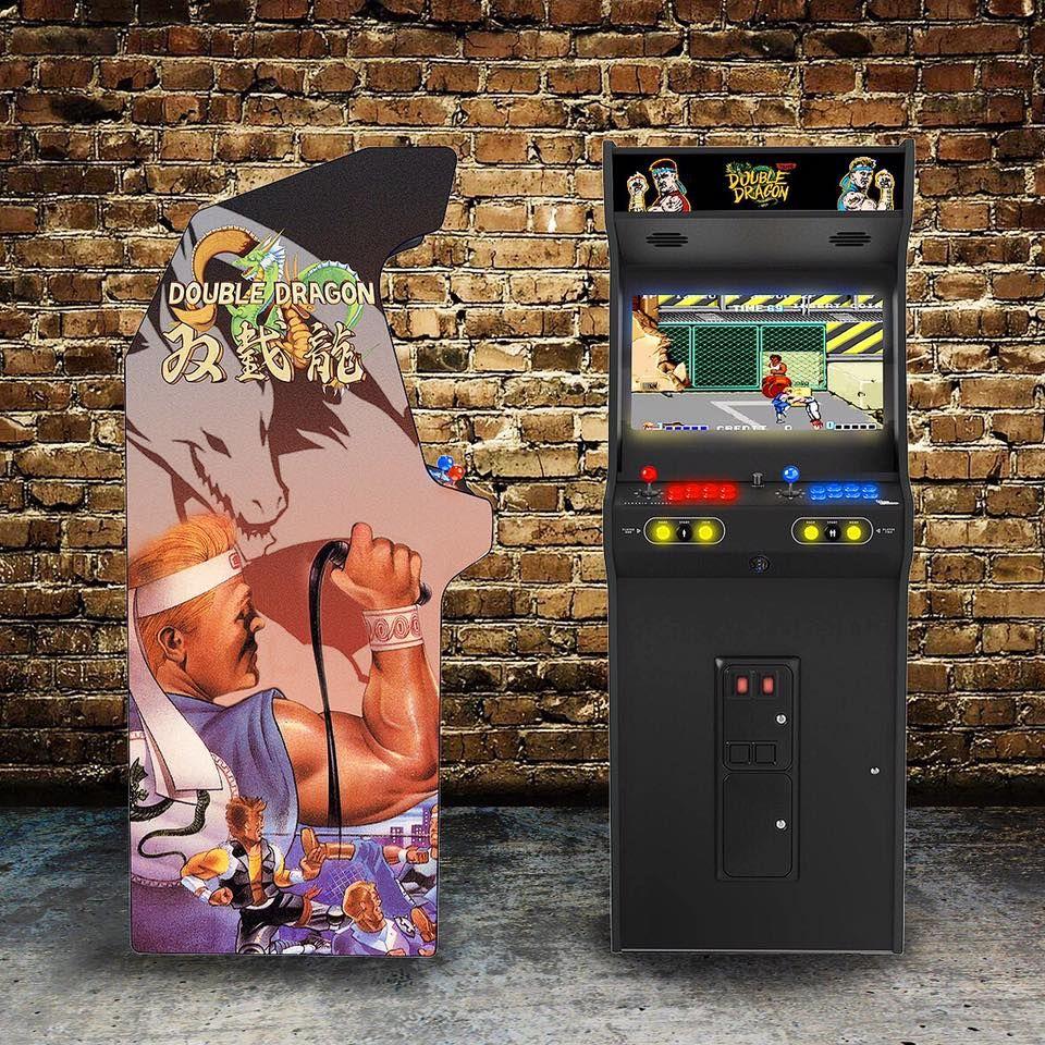 Neo Queens Arcade: CLASSIC ARCADE DOUBLE DRAGON