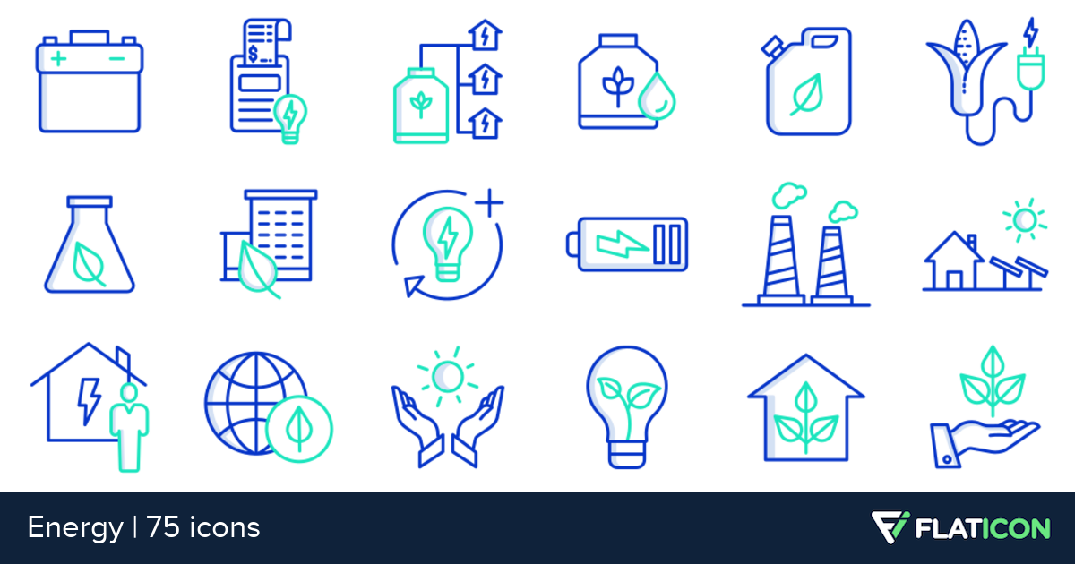 75 Free Vector Icons Of Energy Designed By Icongeek26 Vector Free Icon Vector Icons