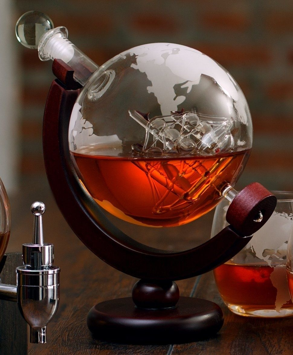 34 Things That Ll Make You Say Why Don T I Own That Already Staining Wood Mahogany Stain Decanter