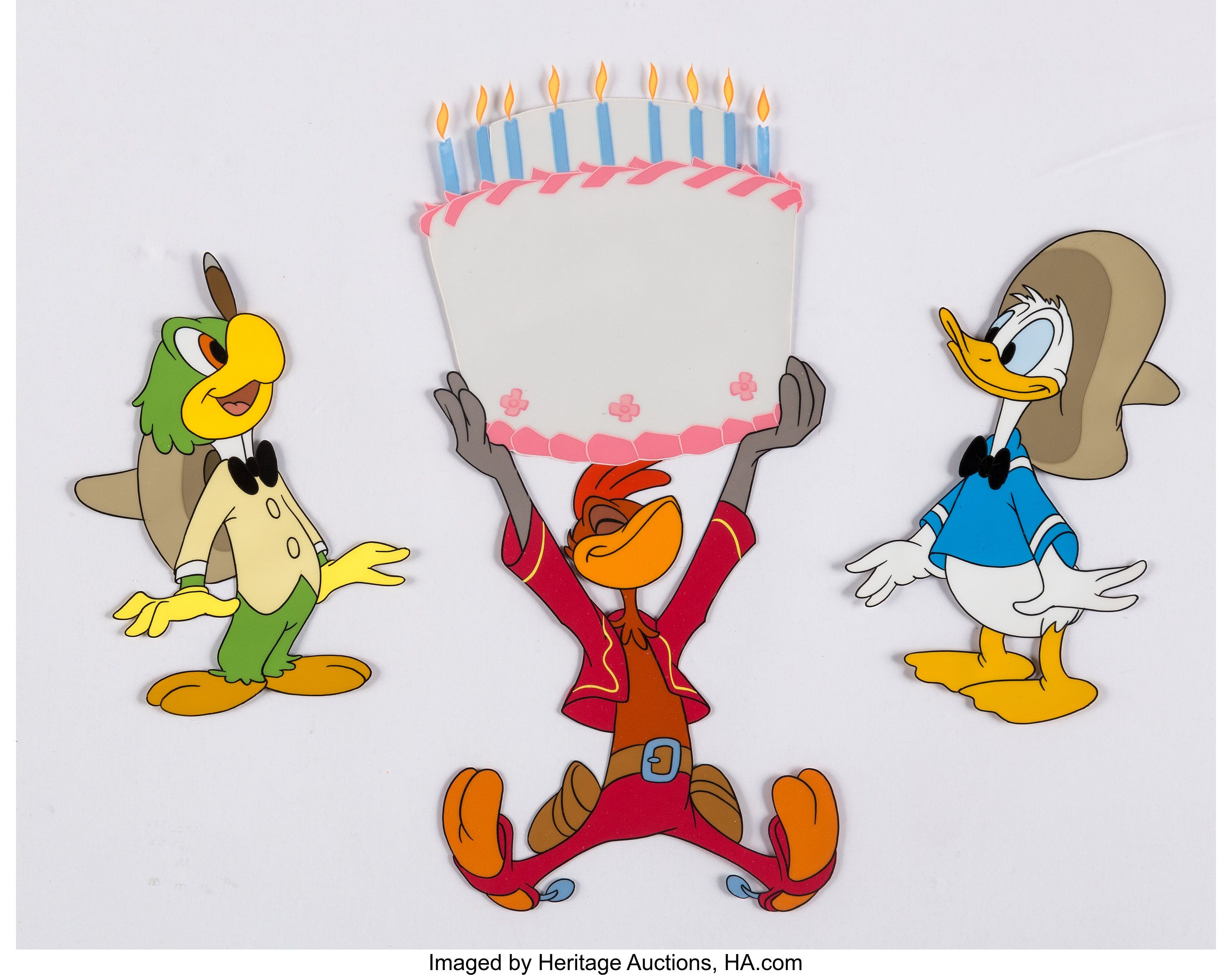 Happy Birthday Mickey Mouse Donald Duck Facebook Comments And