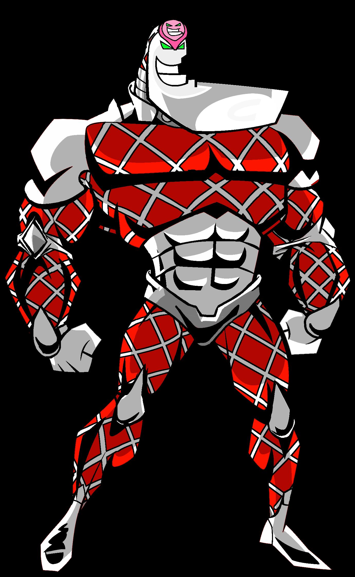 The Chin of the Crimson King in 2020 King crimson jojo