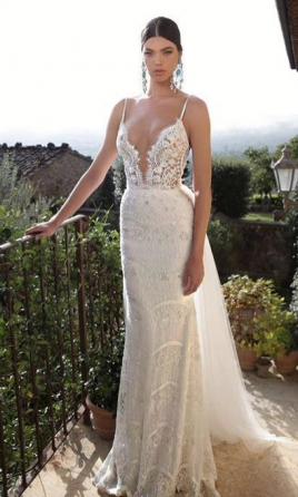 Berta 4 860 Size 10 Wedding Dresses Dress Lovely Pre Owned