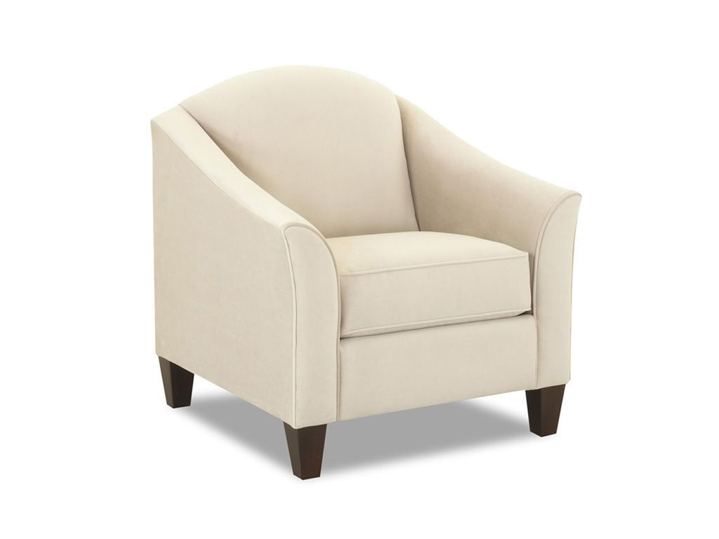 Klaussner Living Room Lucy Occasional Chair K1400 OC