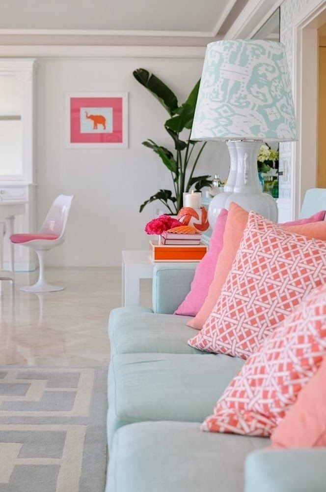 More Than One Love: Interior Inspiration 12: Pastel Notes ...