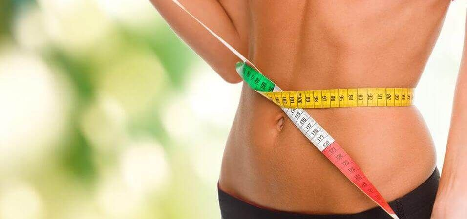 How to lose weight around your middle fast