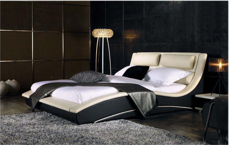 24 Ideen für ein modernes Doppelbett für Ihr Schlafzimmer - neue schlafzimmer look flou