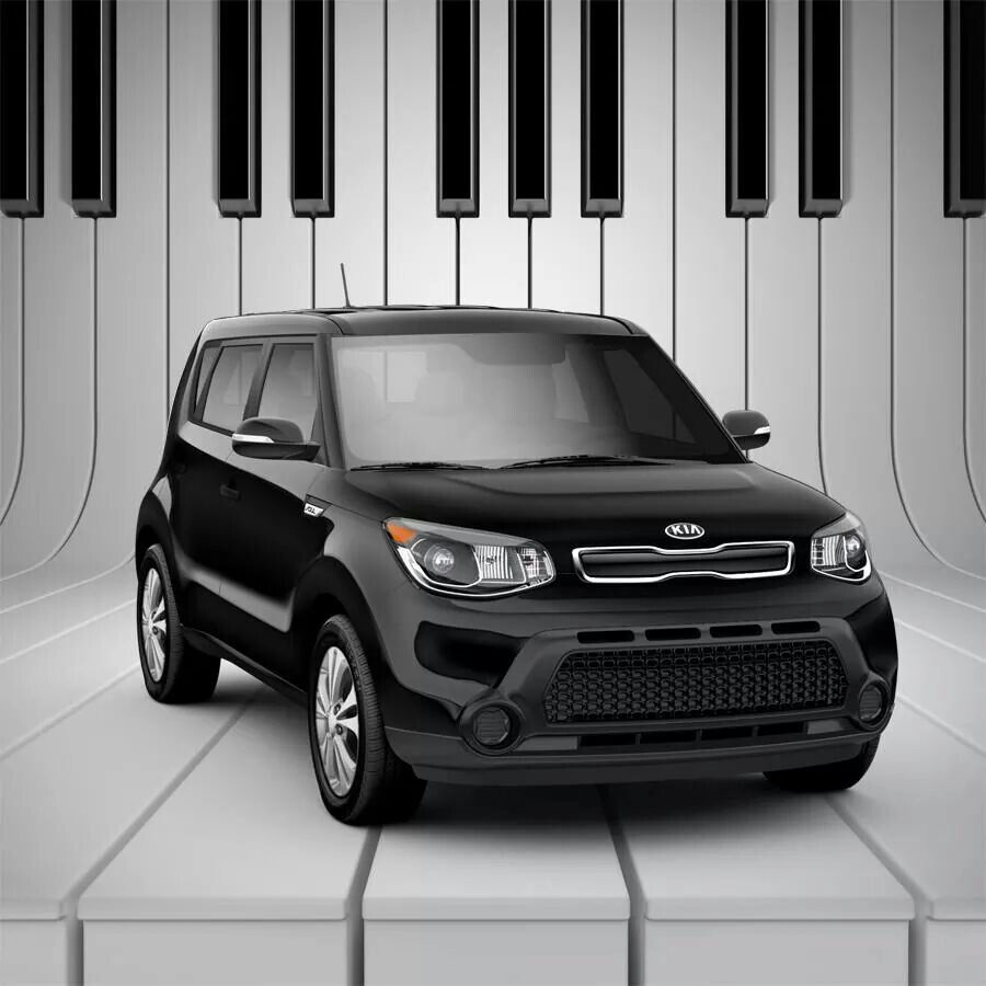 In Tune Kia Small Cars Kia Soul
