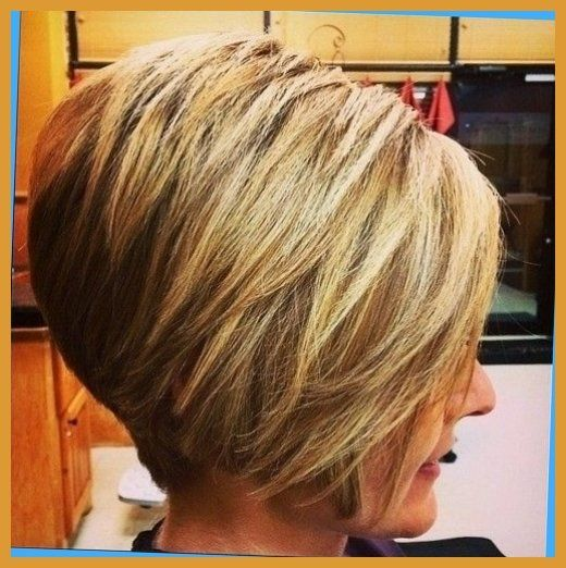 20 Trendy Short Hairstyles For Thick Hair Popular Haircuts With Stacked Inverted Bob Thick Hair Styles Stacked Bob Haircut Bob Hairstyles