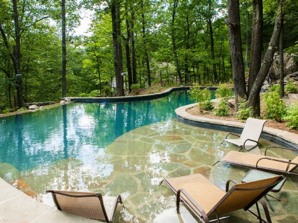 outstanding pools and spas outdoor living pool designs spas elite landscaping poughkeepsie ny - Swimming Pools With Waterfalls