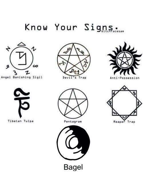 Know your Supernatural signs | Supernatural | Supernatural