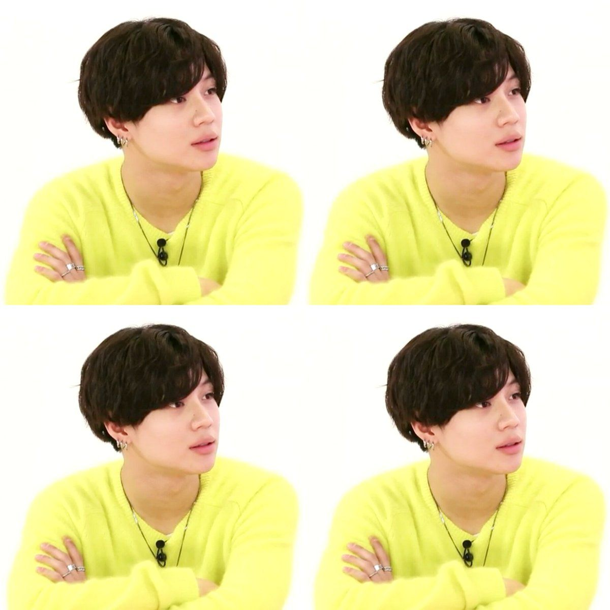 160926 SM's Chinese live Show 'MY SMT' #Shinee #Taemin