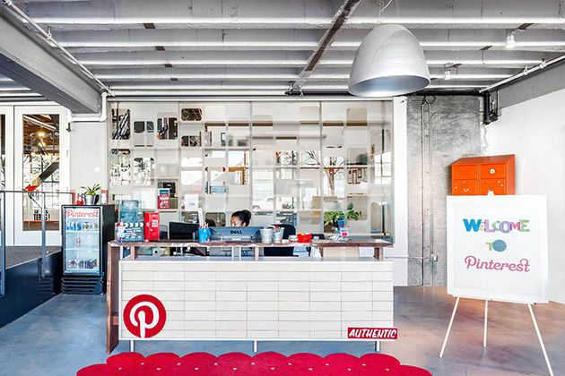 Pinterest Headquarters in San Francisco can I please work here????