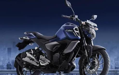 Yamaha Fzs V3 Abs 2019 Yamaha Bike