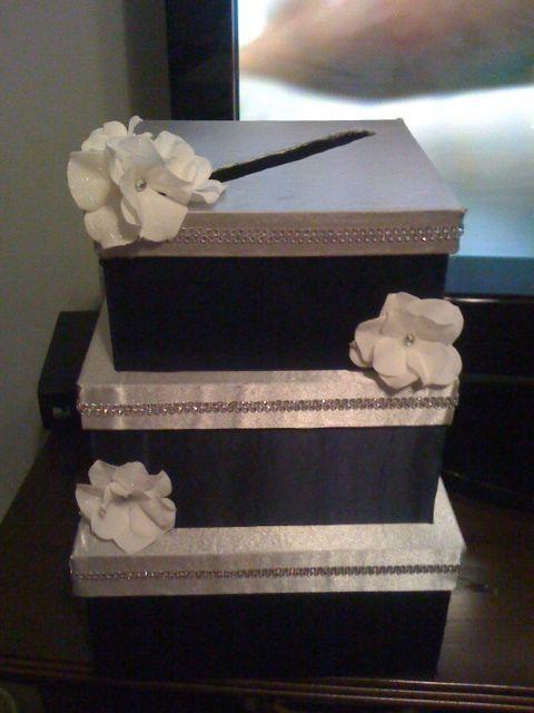 Diy Wedding Gift Card Box: DIY Wedding Card Boxes