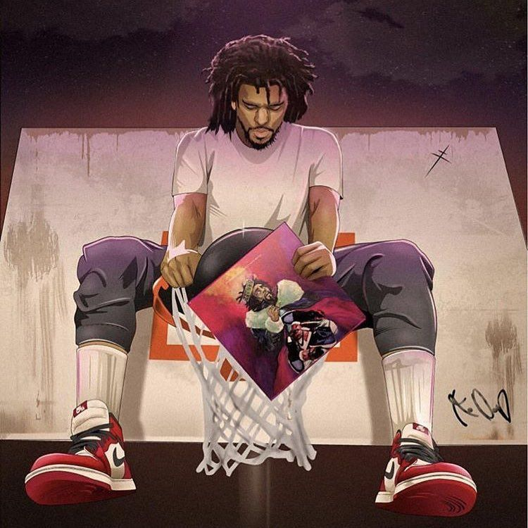 Where does KOD rank in your all time fav Cole albums?? I'm