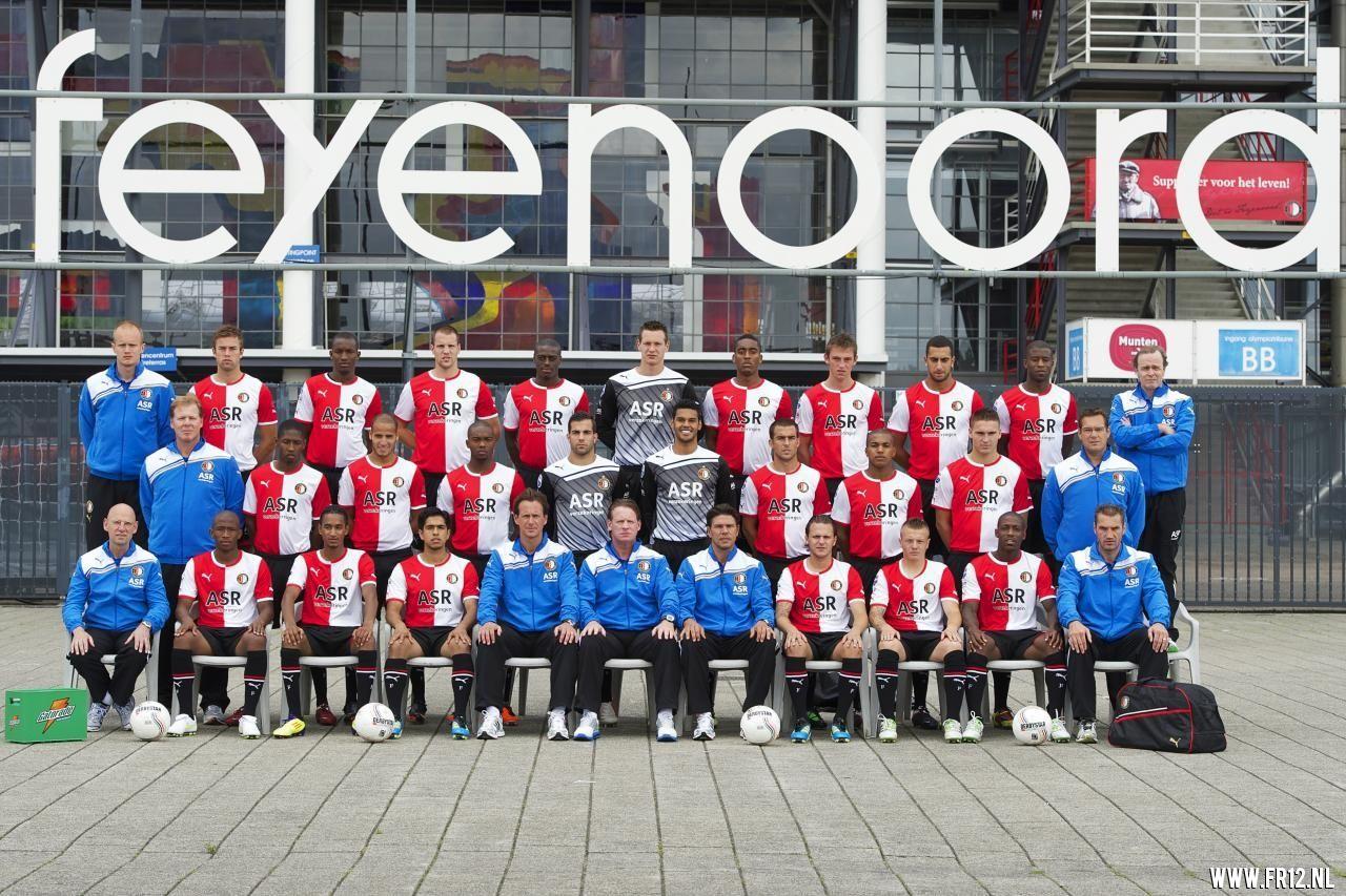 Voetbal   Feyenoord 1 LOVE