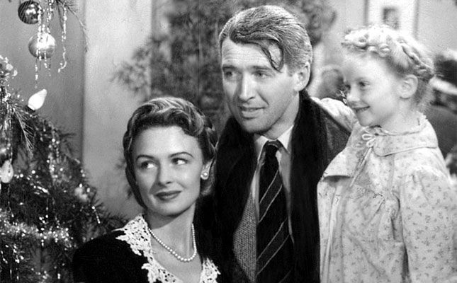 On This Day 67 Years Ago The Christmas Classic It S A Wonderful Life Starring James Stewa Classic Christmas Movies Best Christmas Movies Its A Wonderful Life