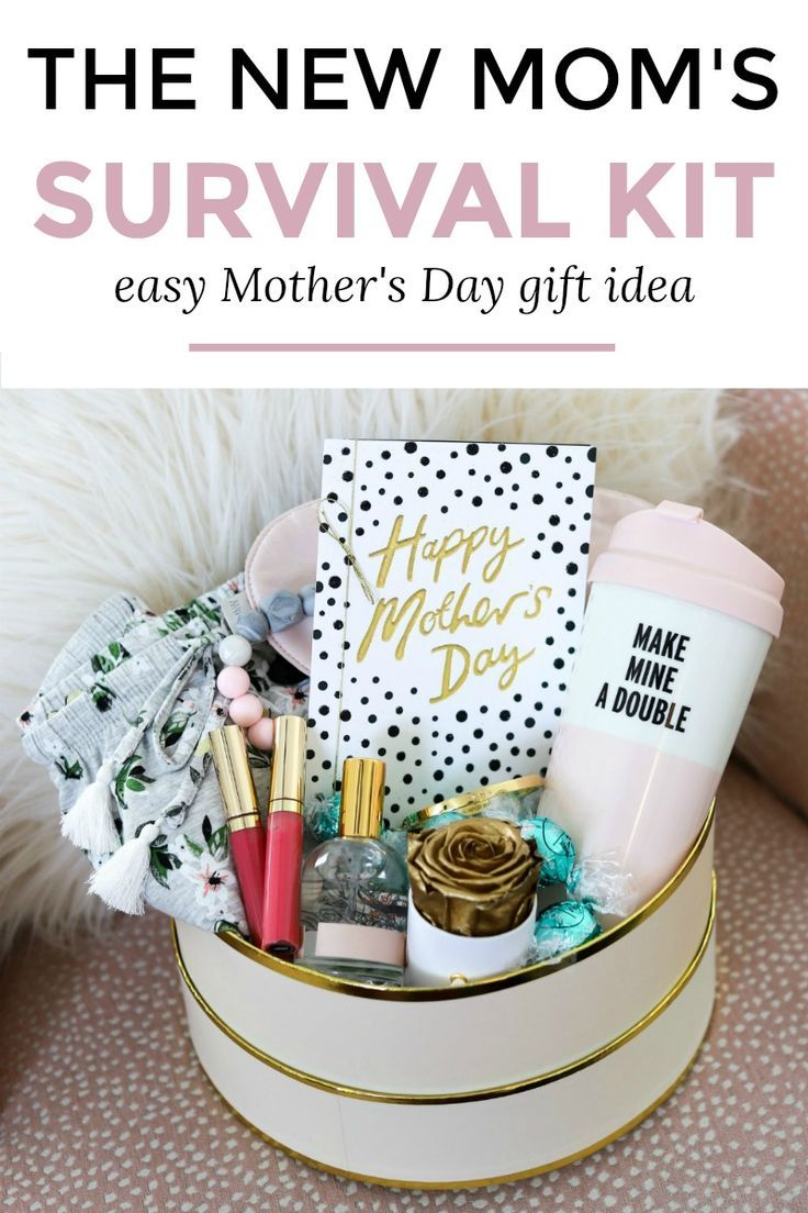 Mother's Day Gift Idea for New Moms The New Mom Survival