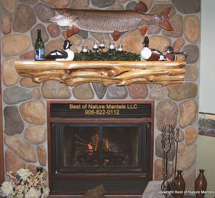 Mantel, Rustic Fireplace, Timber Mantel, Log Mantels