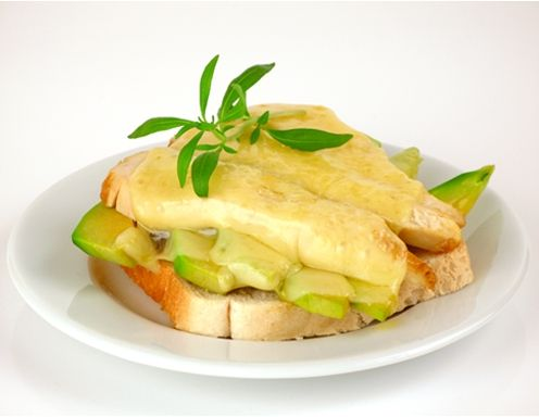 Avocado Toast - Rezept - ichkoche.at