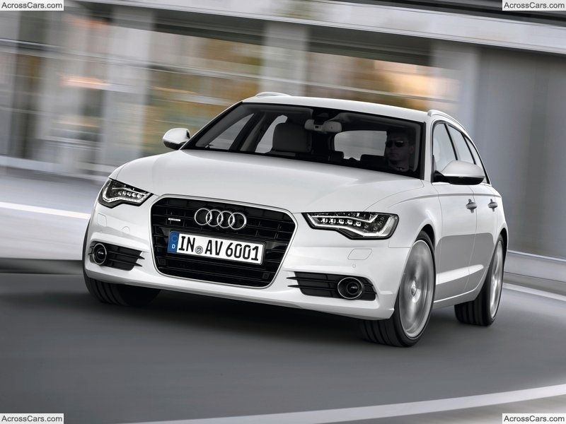 Audi A6 Avant 2012 Audi Pinterest Audi A6 Avant A6 Avant