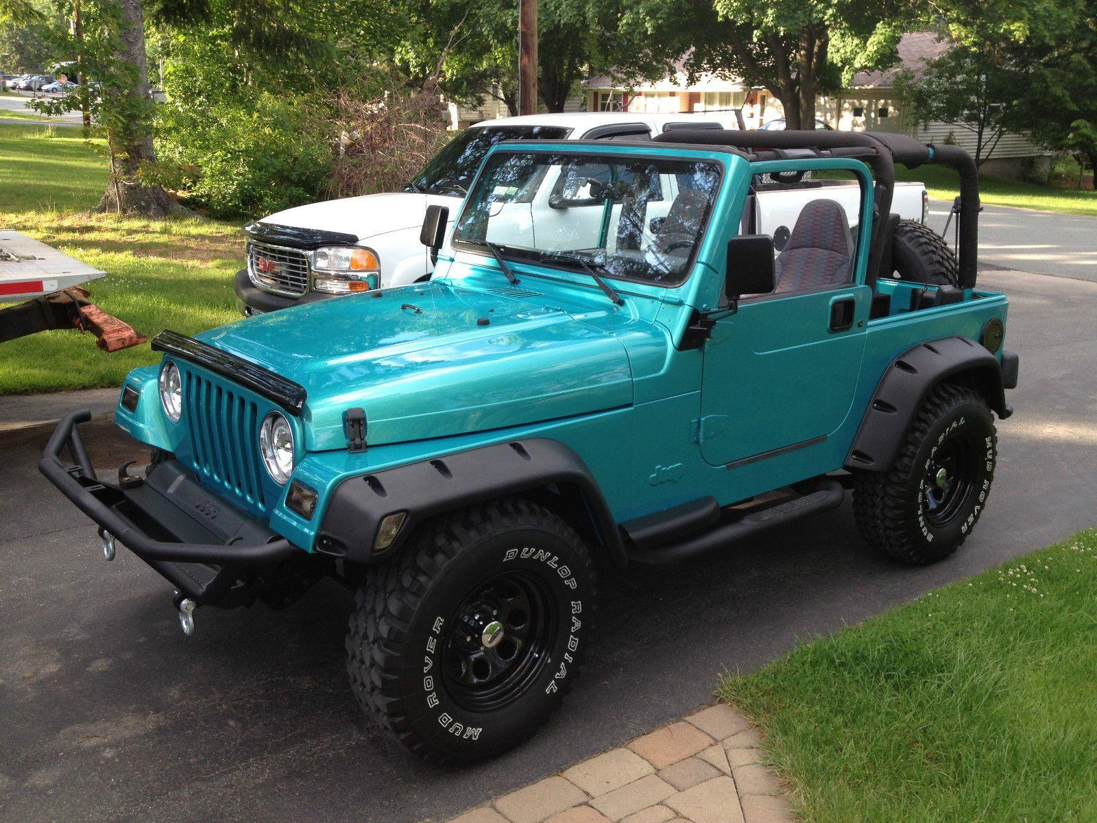 Jeep wrangler sport sport utility 2 door