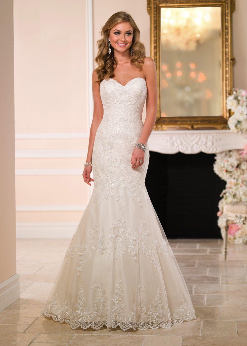 Glamorous stella york wedding dresses stella york wedding