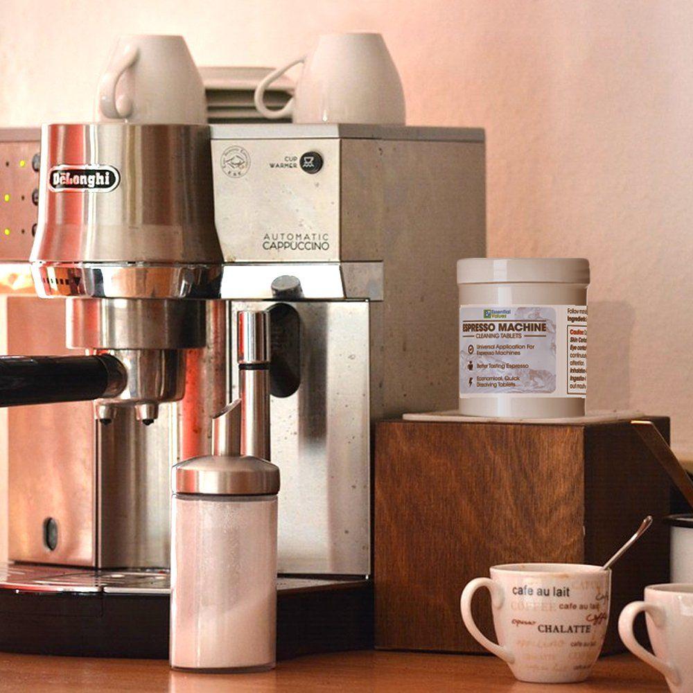 Espresso Machine Cleaning Tablets 30 Count BONUS Pack w/ 2