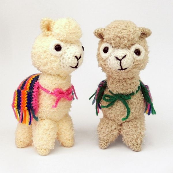 Alicia The Alpaca Amigurumi Pattern | Crochet | Pinterest | Häkeln ...