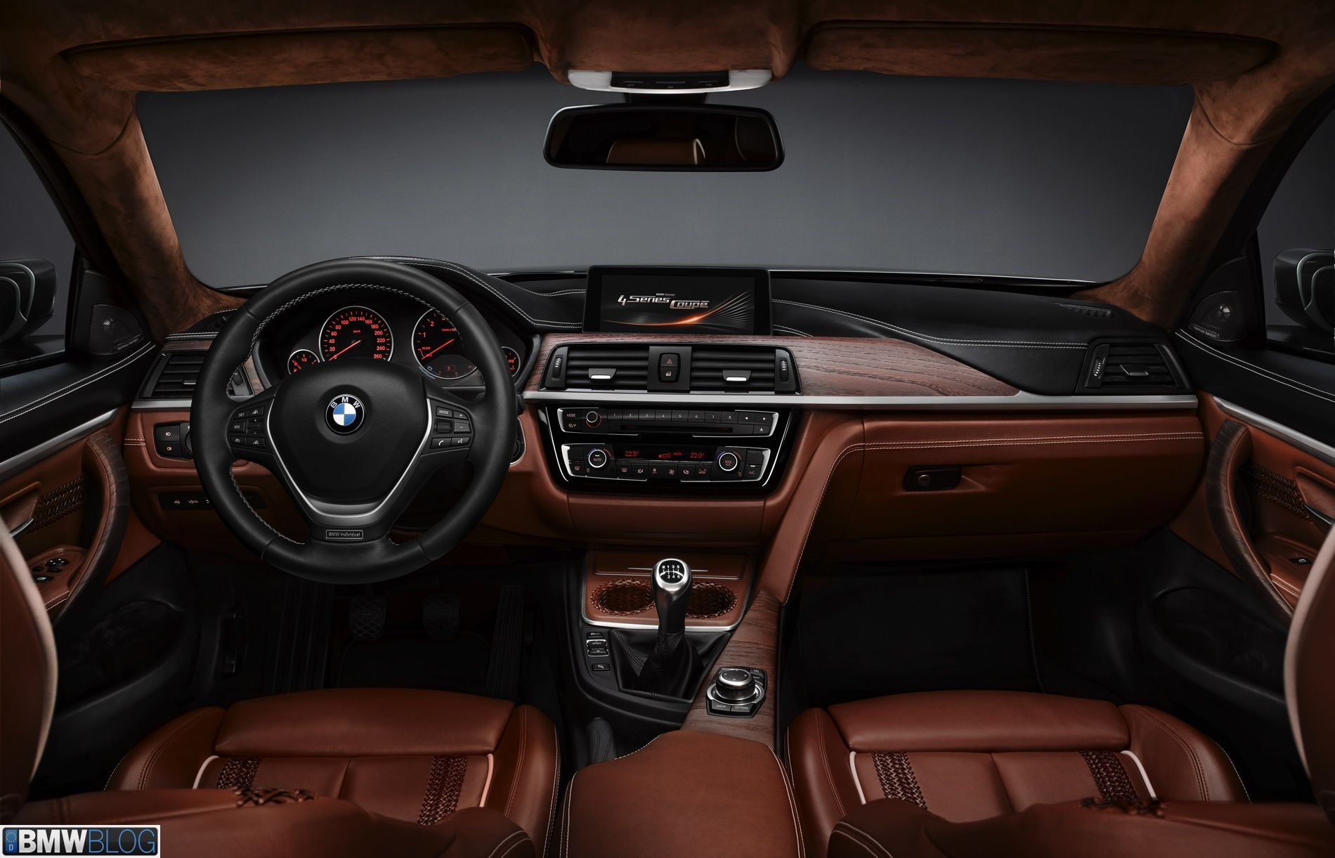 Bmw Reveals The 4 Series Coupe Concept With Images Bmw 4