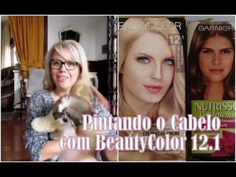 Pintando o Cabelo 12 1 BeautyColor