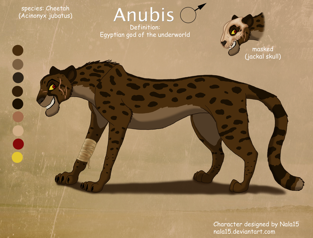 Anubis Adoption Auction Closed By Nala15 On Deviantart Lion King Art Lion King Warrior Cat