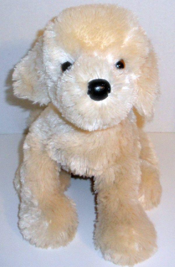 Douglas Cuddle Toy Golden Retriever Puppy Dog 12 Fluffy Floppy Stuffed Plush Douglas Golden Retriever Puppy Bulldog Dog Dogs And Puppies
