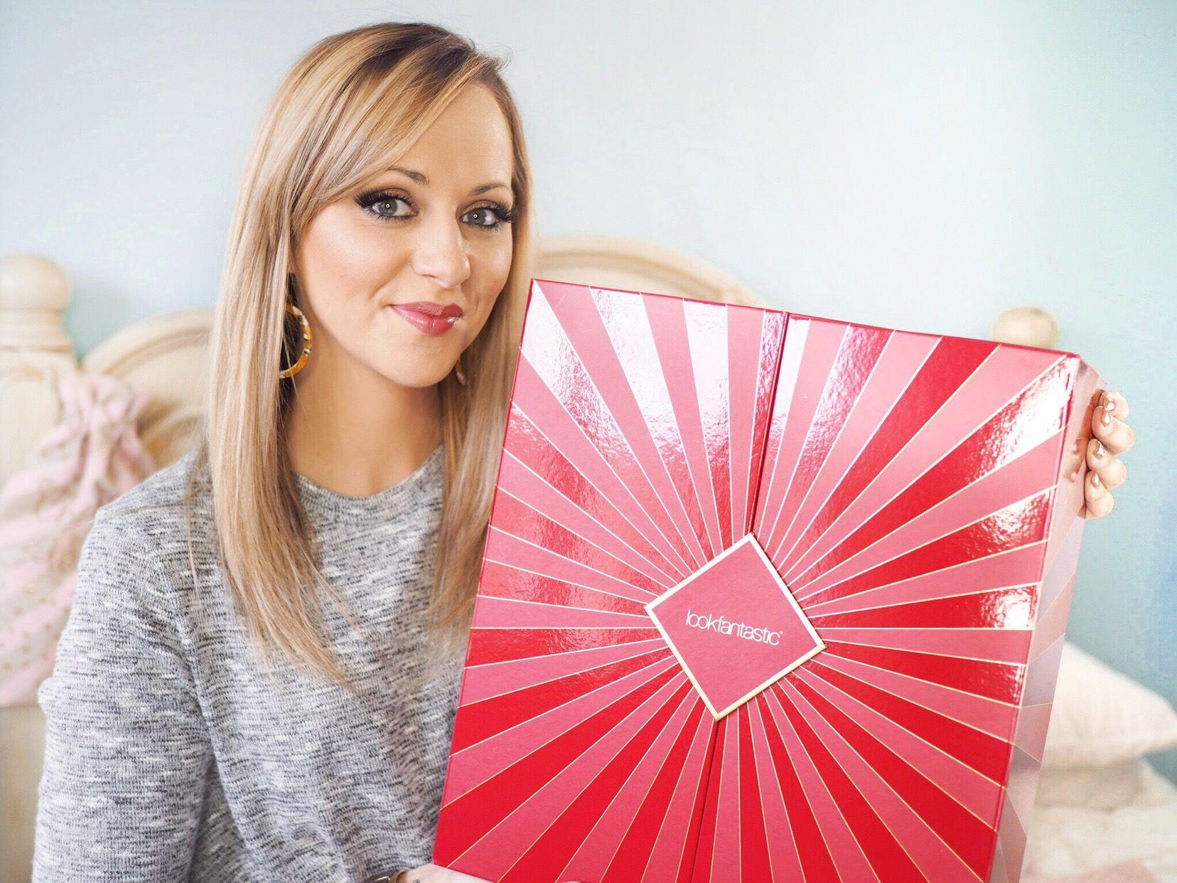 Look Fantastic Advent Calendar Review Beauty Advent Calendar