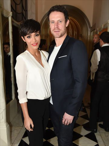 New Pictures Frankie Sandford And Wayne Bridge A Love Story In Photos