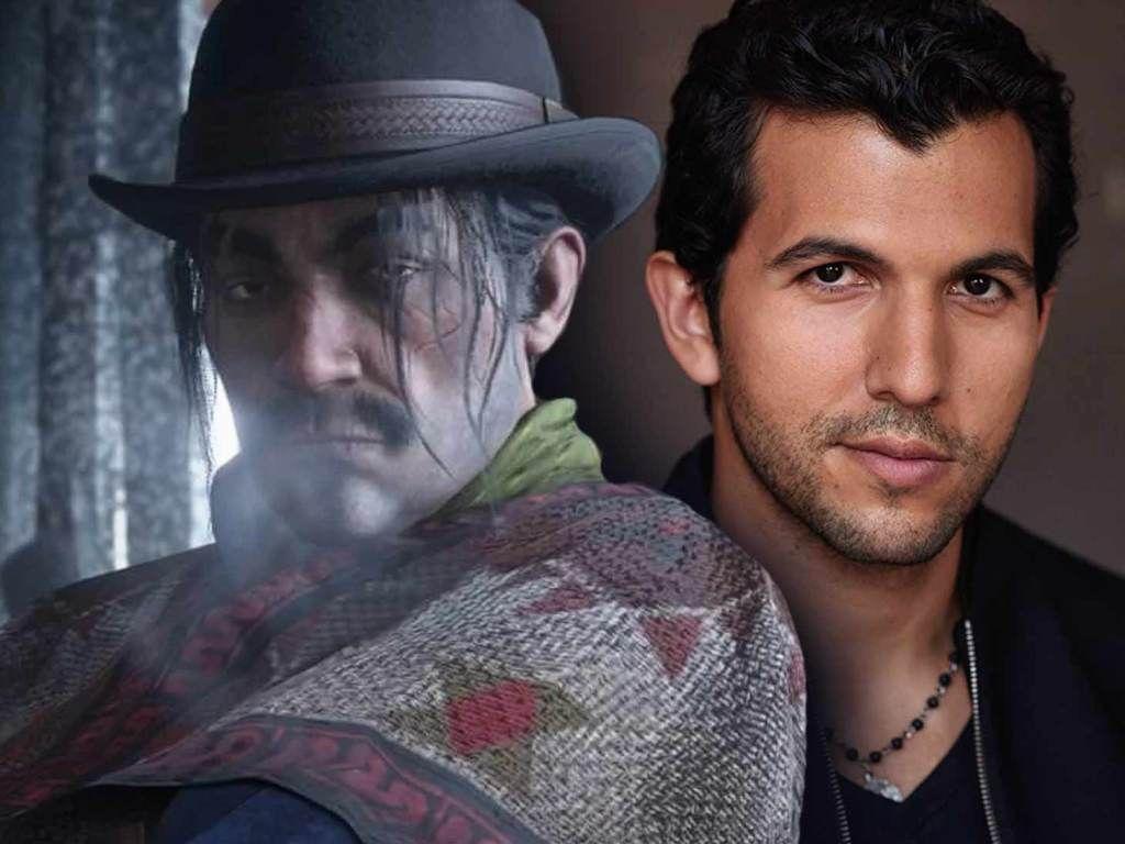 Javier Escuella Gabriel Sloyer Red Dead Redemption Ii