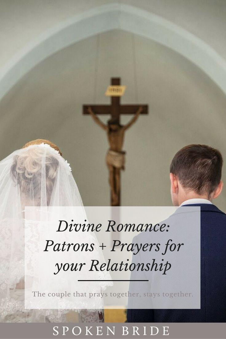 Patron saint of relationships prayer