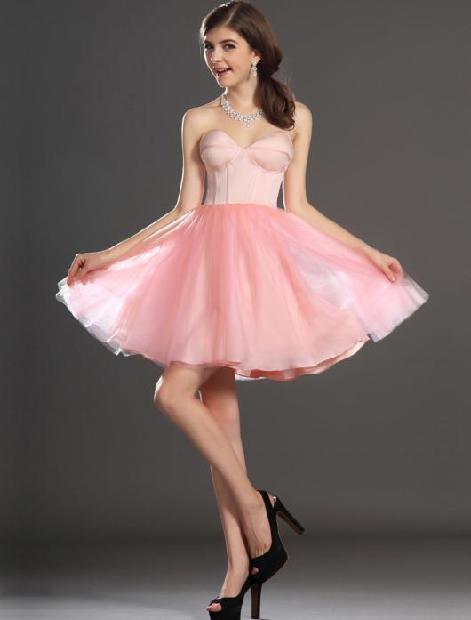 Sweetheart Prom dress ,Short Evening dress | Products
