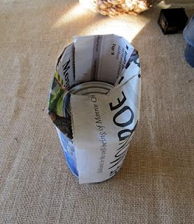 recycled pots