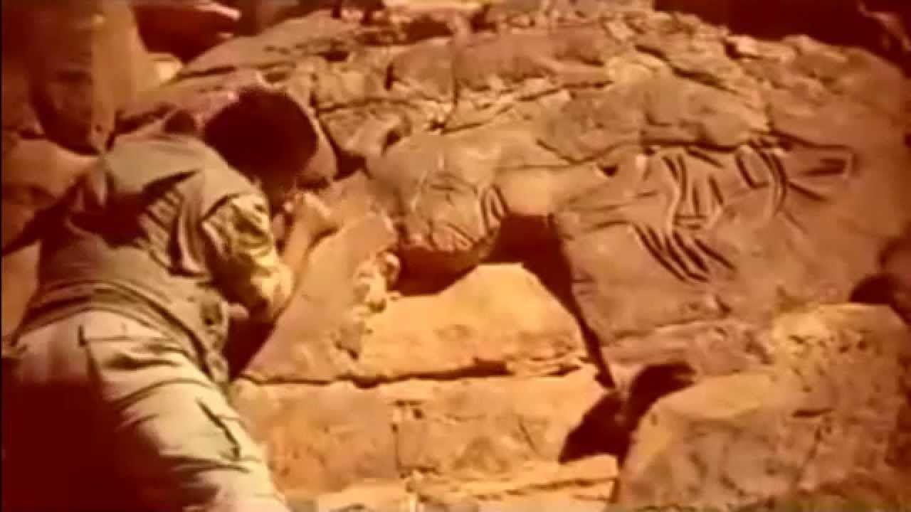 Los Verdaderos Constructores de las Pirámides. Origen Sahara Azul