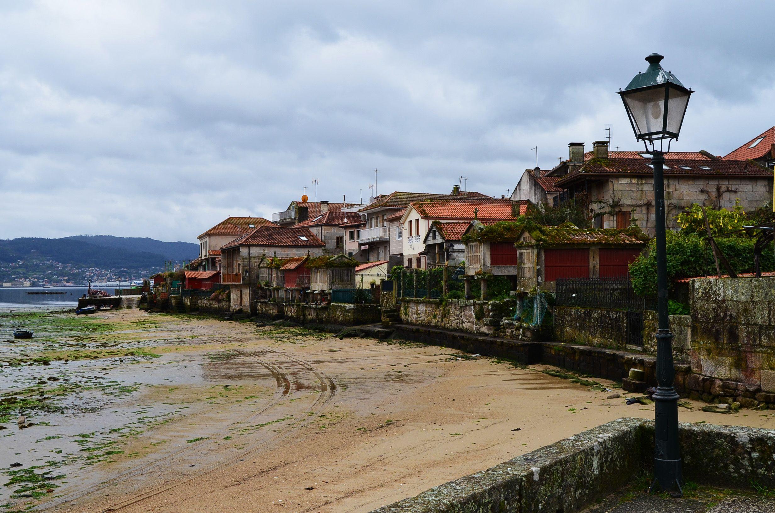 Ruta Rías Baixas, Combarro (Pontevedra)