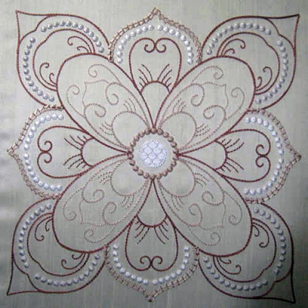 Candlewicking Quilt Patterns Kennykreations Machine Embroidery