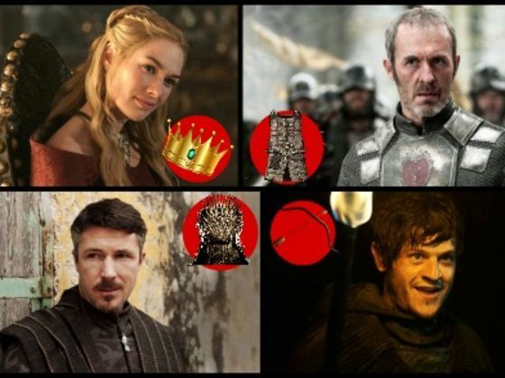 What Is Your Game Of Thrones Personality Complex?
