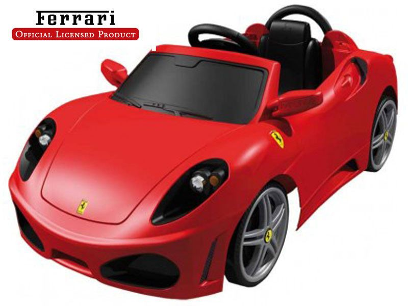 Feber Ferrari F430 6v Car Battery Powered Car Ferrari F430 Toy Car
