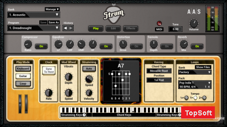 Applied Acoustics Systems Strum Gs 2 V2 0 0 Win Osx Incl Keygen Air Acoustic Semi Acoustic Guitar Strum