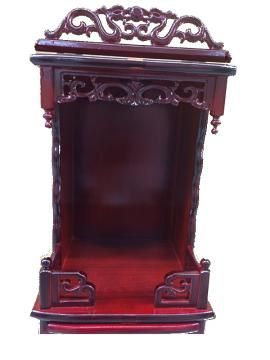 Traditional design dark brown color wooden mandir for your home there is also pre cherry hindu god rh pinterest