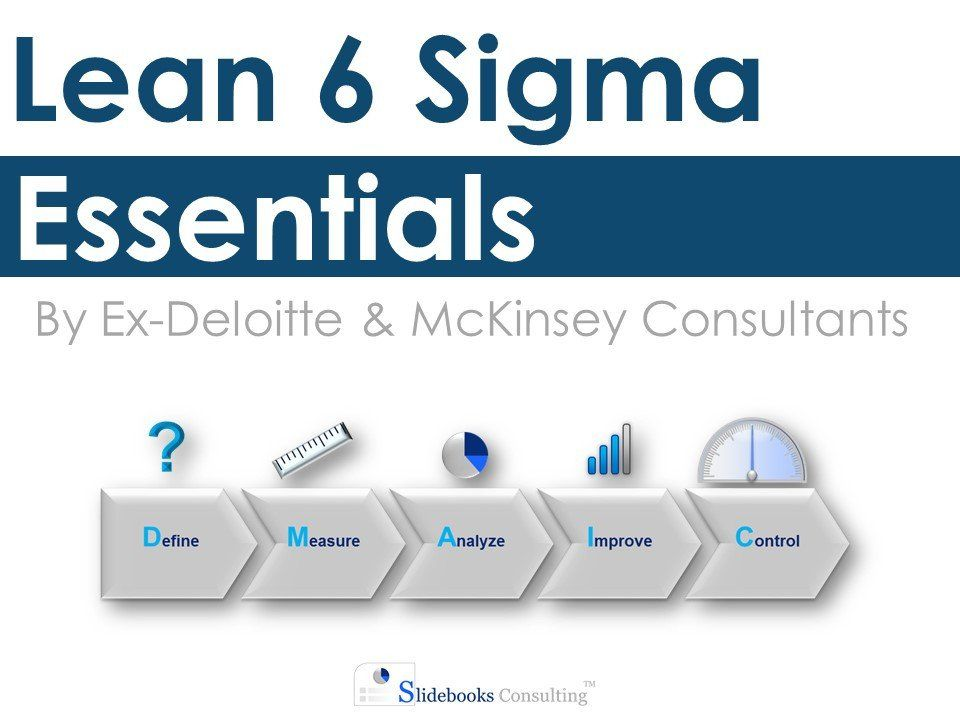 Lean 6 Sigma Essentials With Images Lean Six Sigma Coding Sigma